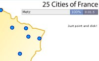 25 Cities France