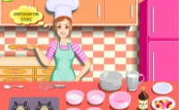 Barbie Cooking