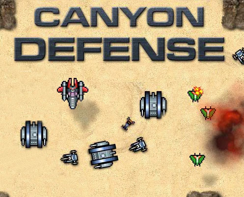 canyon defence