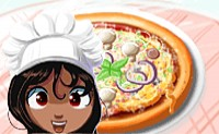 Shaquita Pizza Maker