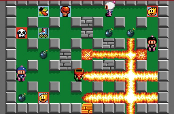 bomberman online game