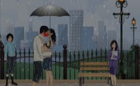 Kiss in the Rain